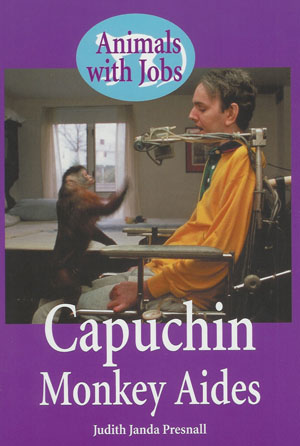 Capuching Monkey Aids